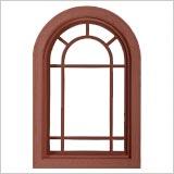 Finestre in legno ad arco serramenti lima s r l for Preventivo finestre