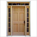 Serramenti Lima: Porta finestra legno 3